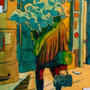 "OLIVIER BONHOMME – Yvonnes<br> <span style=""color: darkgreen"";>DISPONIBLE</span>"