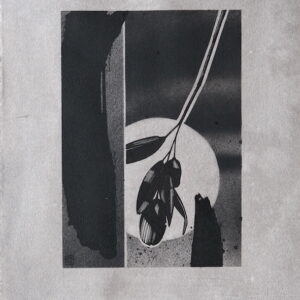 """organic abstraction<br> Encre et aérosol sur papier - 20 x 26 cm - 2021 <br> <span style=""""color: darkgreen"""";>DISPONIBLE</span>"""